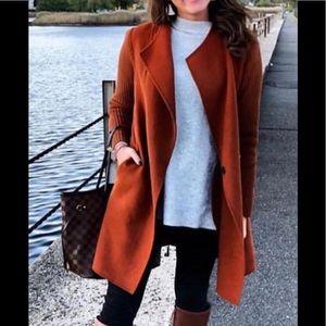 Kenneth Cole sweater coat sz XS